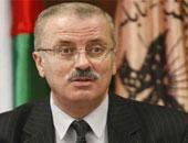 رئيس وزراء فلسطين رامى الحمد الله