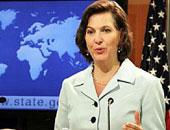 المتحدثة باسم وزارة الخارجية الأمريكية جين ساكى