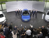 معرض لسيارات مصنع فولكسفاجن