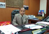 الدكتور حازم عطية الله محافظ الفيوم