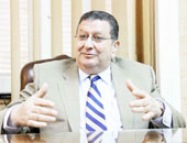 الربان عمر المختار صميدة  رئيس المجلس القومى لشئون القبائل المصرية