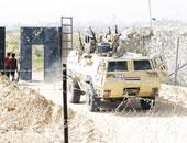 الجيش فى سيناء أرشيفية