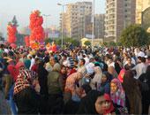 جانب من احتفالات العيد - أرشيفية
