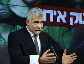 وزير المالية الإسرائيلى يائير لبيد