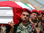 جثة الجندى اللبنانى - ارشيفية