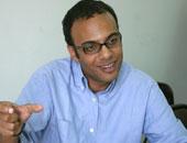 """محامية """"حسام بهجت"""":حبس موكلى 4 أيام على ذمة التحقيقات بتهمة نشر أخبار كاذبة"""