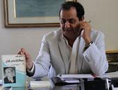 أنور مغيث رئيس المركز الثومى للترجمة