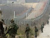 الحدود الاسرائيلية