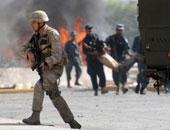 انفجار فى أفغانستان _ أرشيفية