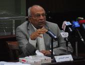 الكاتب الكبير جمال الغيطانى