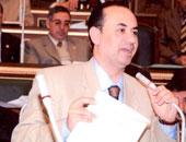 النائب احمد رفعت عضو مجلس النواب