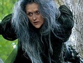 ميريل ستريب فى  فيلم «Into the Woods»