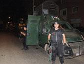 قوات أمن / صورة أرشيفية