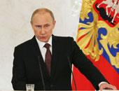 فلادمير بوتين الرئيس الروسى