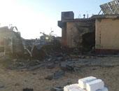 إحدى العمليات الإرهابية التى تعرضت لها مصر الفترة الأخيرة