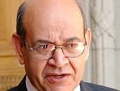 الدكتور على عبد الرحمن محافظ الجيزة