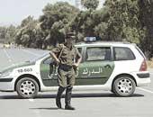 الشرطة الجزائرية - أرشيفية
