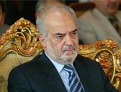 إبراهيم الجعفرى وزير الخارجية العراقى