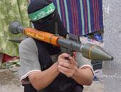 صواريخ القسام - أرشيفية