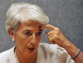 كريستين لاجارد مدير صندوق النقد الدولى