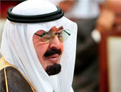 الملك عبد الله بن عبد العزيز خادم الحرمين الشريفين