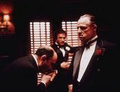 مارلون براندو من فيلم The Godfather