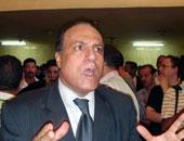 نجيب جبرائيل رئيس الاتحاد المصرى لحقوق الانسان