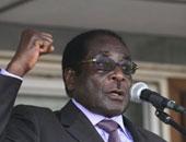 روبرت موجابى الرئيس الزيمبابوى