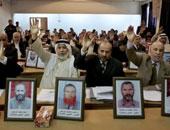 المجلس التشريعى الفلسطينى فى غزة