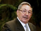 الرئيس الكوبى راؤول كاسترو