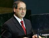 نائب وزير الخارجية السورى فيصل المقداد