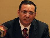 أحمد الزينى رئيس شعبة مواد البناء