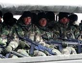 قوات تركية - ارشيفية