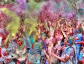 مهرجان ألوان