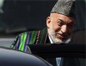 الرئيس الأفغانى حميد كرزاى