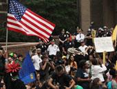 مظاهرات فى أمريكا _ صورة أرشيفية