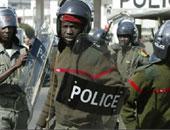 عناصر من الشرطة السنغالية