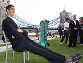 أطول رجل فى العالم