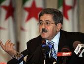 أحمد أويحيى رئيس الحكومة الجزائرية
