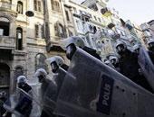 الشرطة التركية - ارشيفة