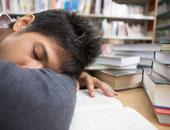 شخص نائم نهارا ـ صورة أرشيفية