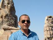 مصطفى وزيرى الأمين العام للمجلس الأعلى للآثار