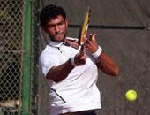 محمد صفوت لاعب التنس