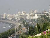 مدينة مومباى بالهند_ أرشيفية