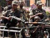 قوات الأمن فى مدغشقر