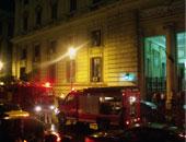سيارات الإطفاء - أرشيفية