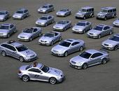 سيارات مرسيدس - أرشيفية