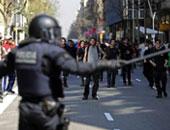 مظاهرات اسبانيا - ارشيفية