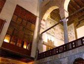 بيت الشعر العربى