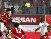 مباراة مصر وغانا - أرشيفية